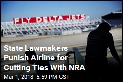 Pro-Gun Georgia Lawmakers Score Political Win Over Delta