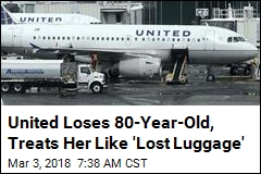 Whoops: United Sends Blind 80-Year-Old to Wrong State