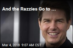 And the Razzies Go to ...