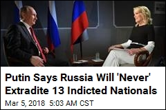 Putin Sits Down With Megyn Kelly for 2nd Time