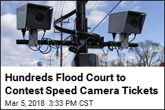 On Monday's Docket in RI: More Than 2.6K Speeding Tickets