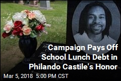 Campaign Pays Off School Lunch Debt in Philando Castile's Memory