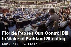 Florida Passes Gun-Control Bill in Wake of Parkland Shooting