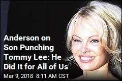 Pamela Anderson on Tommy Lee: a 'Disaster Spinning Out of Control'