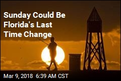 Florida Never Wants to Leave Daylight Saving Time