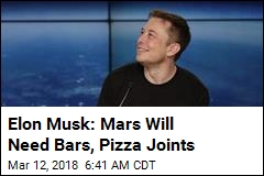 Elon Musk: Mars Ship Will Fly for First Time Next Year