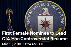 New Pick to Lead CIA Is Historic—and Controversial
