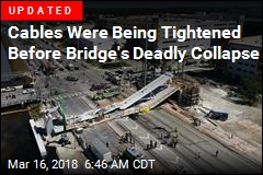 4 Confirmed Dead in Florida Bridge Collapse