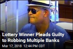 He Won $19M Jackpot. He Was Robbing Banks 20 Years Later