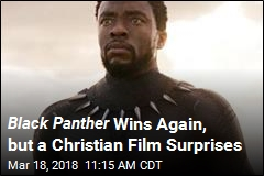 Black Panther Just Tied a 17-Year Movie Milestone