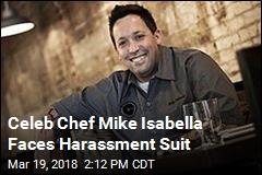 Celeb Chef Isabella Faces $30M Harassment Suit