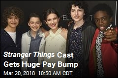 Stranger Things Child Stars Are Making 12x More Now