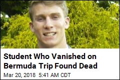 Missing US Student Found Dead in Bermuda