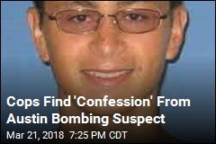 Bombing Suspect Left Taped 'Confession'