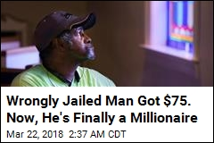 Man Wrongfully Jailed for 31 Years Finally Gets $1M