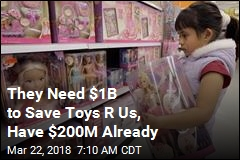 Billionaire Bratz Dolls CEO Has a Plan: Save Toys R Us