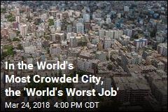 'World's Worst Job' Is Gross, Sometimes Deadly