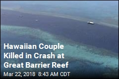 2 Americans Die in Chopper Crash at Great Barrier Reef