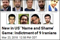 9 Iranians Charged in Hack That Hit US Colleges, Agencies