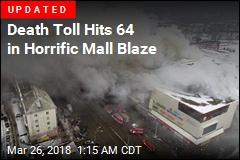 Dozens Killed in Siberia Mall Fire