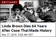 Student at Center of Landmark 1954 Desegregation Case Dies