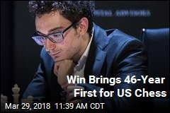 For First Time in 46 Years, American Vies for Chess Title