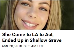 She Came to LA to Act, Ended Up in Shallow Grave