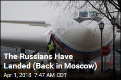 The Expulsion of Russian Diplomats Is Complete