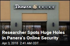 Report: Panera Bread Leaked Info on 37M Customers