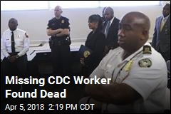 Body of Missing CDC Worker Found