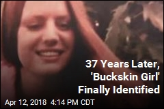 37 Years Later, 'Buckskin Girl' Finally Identified