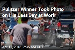 Pulitzer Winner Took Photo on His Last Day at Work