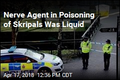 Nerve Agent in Poisoning of Skripals Was Liquid