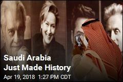 First Movie Theater in Decades Opens in Saudi Arabia