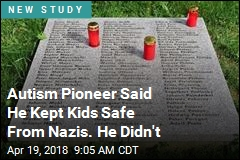 Autism Pioneer Said He Kept Kids Safe From Nazis. He Didn't