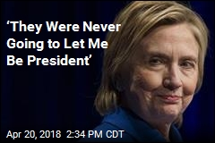 'They Were Never Going to Let Me Be President'