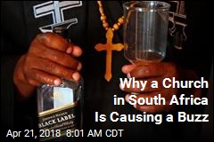 Why a Church in South Africa Is Causing a Buzz