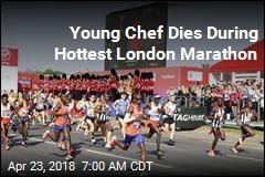 Runner Dies During Hottest London Marathon Ever