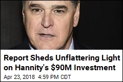 Hannity Hits Back at Reports on Massive Real Estate Holdings