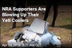 NRA Supporters Are Blowing Up Their Yeti Coolers