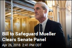 Bill to Protect Mueller Clears Senate Committee
