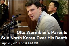 Otto Warmbier's Parents Sue North Korea Over His Death