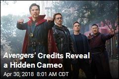 Ode to Arrested Development Hidden in Avengers Film
