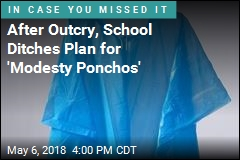 Not Dressed 'Modestly' Enough for Prom? School Will Make You Wear Poncho