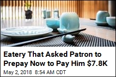Black Restaurant Patron Made to Prepay Is Awarded $7.8K