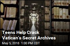 Software Cracks Open Vatican's Secret Archives
