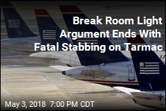 Break Room Light Argument Ends With Fatal Stabbing on Tarmac