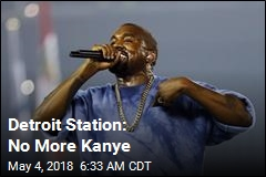 Detroit Radio Station Launches Kanye Boycott