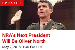 Oliver North Will Be NRA's Next President