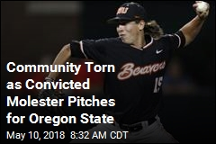 Community Torn as Convicted Molester Pitches for Oregon State